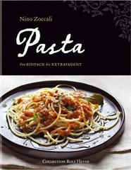 Kochbuch von Nino Zoccali: Pasta