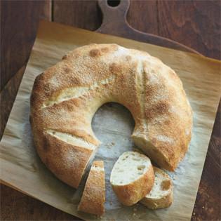 Rezept von Emmanuel Hadjiandreou: Apulisches Brot