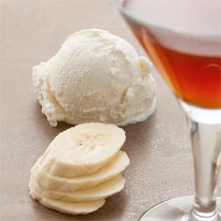 Rezept von Marion Schmid: Banane-Amaretto-Eis