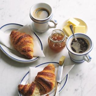 Rezept von Emmanuel Hadjiandreou:  Croissants
