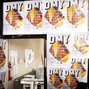 Messe: DMY 2013 –  Junges Design für Küche & Tisch