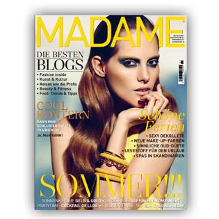 MADAME: Die besten Blogs – mit Valentinas