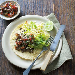 Rezept von Laura Washburn: Tacos mit Hackfleisch