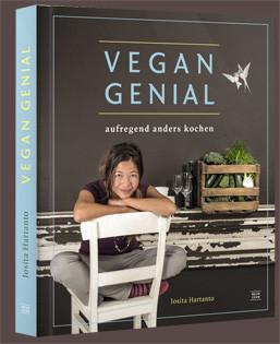 Kochbuch von Josita Hartanto: Vegan genial