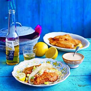 Rezept aus Fiesta Mexicana: Fischtacos