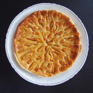 Aus Valentinas Küche: Die beste Aprikosentarte