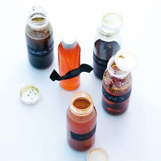 Rezept von Tanja Grandits: Chili-Gewürz-Öl