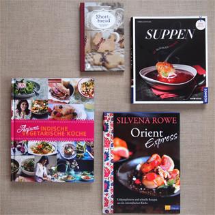 Neue Kochbücher: September 2013