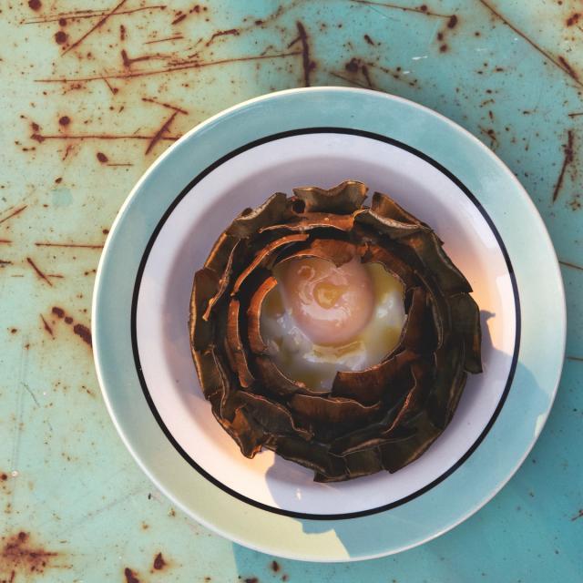 Rezept von Yvette van Boven: Artischocke en Cocotte