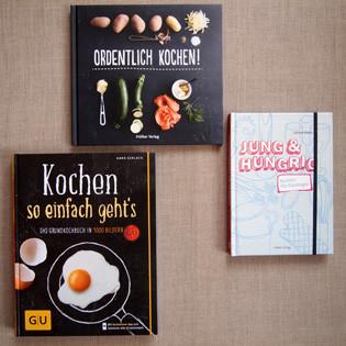 Neue Kochbücher: Für Novizen am Herd