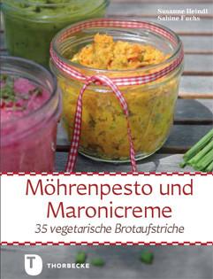 Kochbuch: Möhrenpesto und Maronicreme