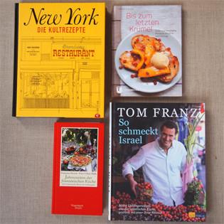 Neue Kochbücher: September 2013/II