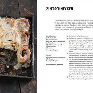 Rezept von Emily Mainquist: Vegane Zimtschnecken