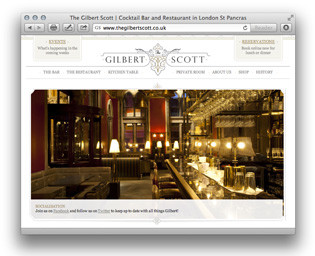 gilbert-website