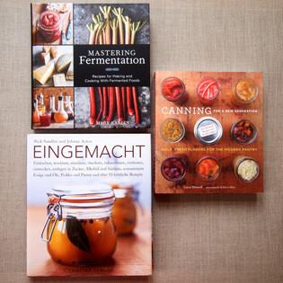 Grüße aus der Kochbuch-Bibliothek: Inspiration für die Vorratskammer
