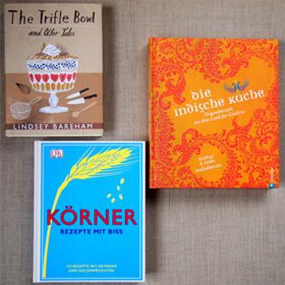 Neue Kochbücher: Oktober 2013