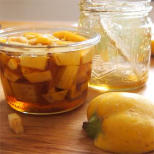 Aus Valentinas Küche: Quitten-Tee – Mogwa Cha