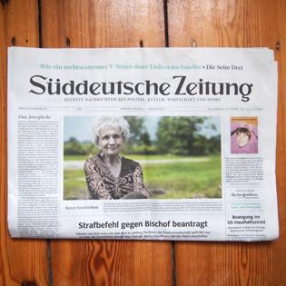 Eilmeldung: Mein Artikel über Kochbuchtrends in der Süddeutschen Zeitung