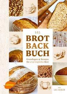 Backbuch von Lutz Geißler: Das Brotbackbuch