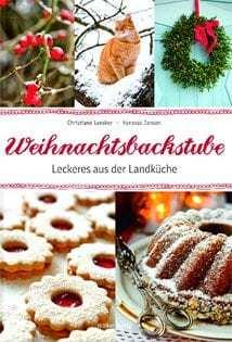 Backbuch von Christiane Leesker: Weihnachtsbackstube