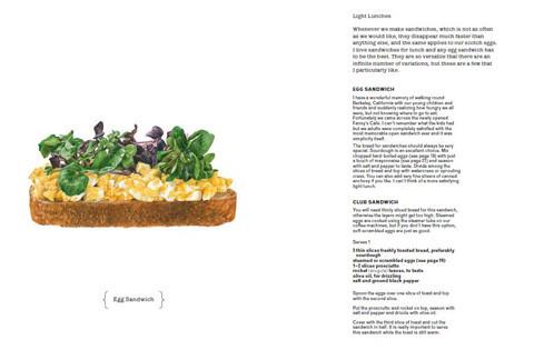 Rezept von Rose Carrarini: Sandwich mit Ei + Club Sandwich