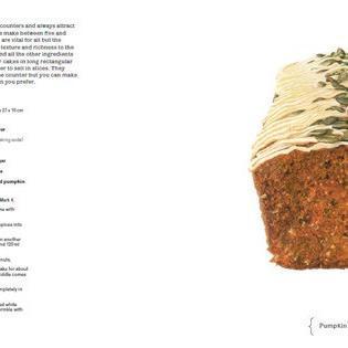 Rezept von Rose Carrarini: Pumpkin Cake