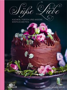 Backbuch von Åsa Swanberg: Süße Liebe