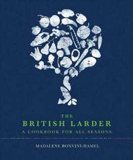 Kochbuch von Madalene Bonvini-Hamel: The British Larder