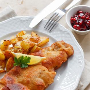 Rezept von Hans Gerlach: Wiener Schnitzel