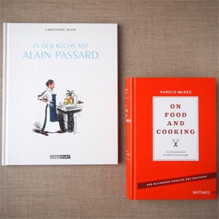 Kulinarische Belletristik, Comics und mehr, 2013