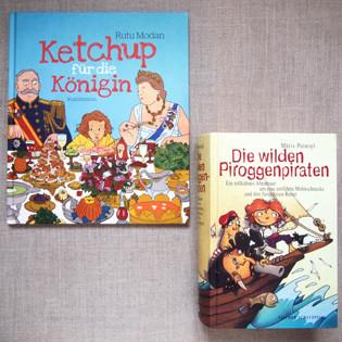 Kulinarische Bücher für Kinder: Zum Backen, Lesen und Basteln