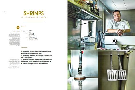 Rezept aus Kombüsengold: Shrimps