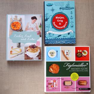 Neue Kochbücher: Februar 2014