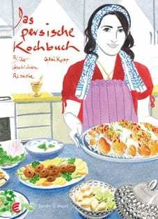 Kochbuch von Gabi Kopp: Das persische Kochbuch