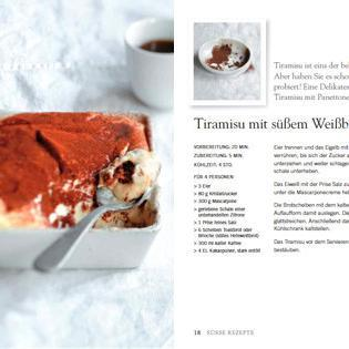 Rezept von Camille Antoine: Tiramisu mit süssem Weißbrot