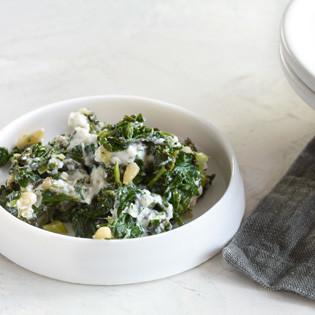 Rezept von Martina Kittler: Spinataufstrich mit Feta