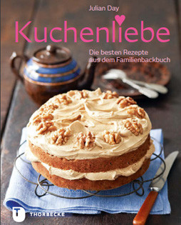 Kochbuch von Julian Day: Die besten Rezepte aus dem Familienbackbuch