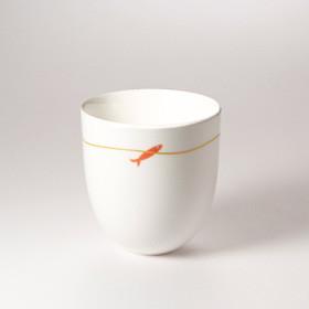 Schönes Porzellan: Goldfish von Dibbern