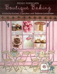 Backbuch von Peggy Porschen: Boutique Baking