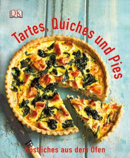 Kochbuch von Caroline Bretherton: Tartes, Quiches und Pies