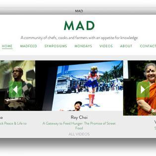 Kulinarische Videos im Web: MAD