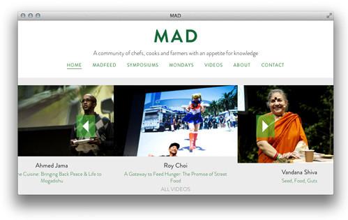 Kulinarische Videos im Web: MAD