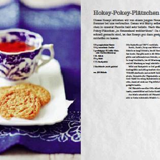 Rezept von Julian Day: Hokey-Pokey-Plätzchen