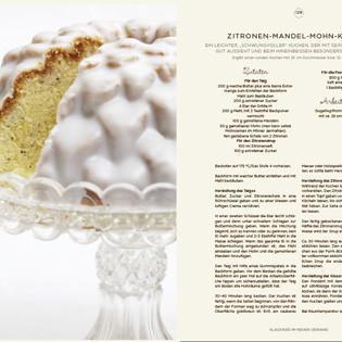 Rezept von Peggy Porschen: Zitronen-Mandel-Mohn-Kuchen