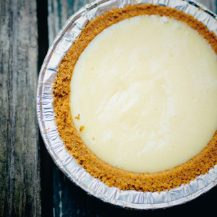 Rezept von Tom Vandenberghe: Steve's authentic Key Lime Pie