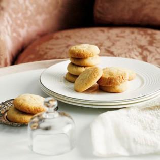 Rezept: Limetten-Cookies mit Schmand