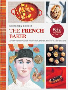 Kochbuch von Sebastien Boudet: The French Baker