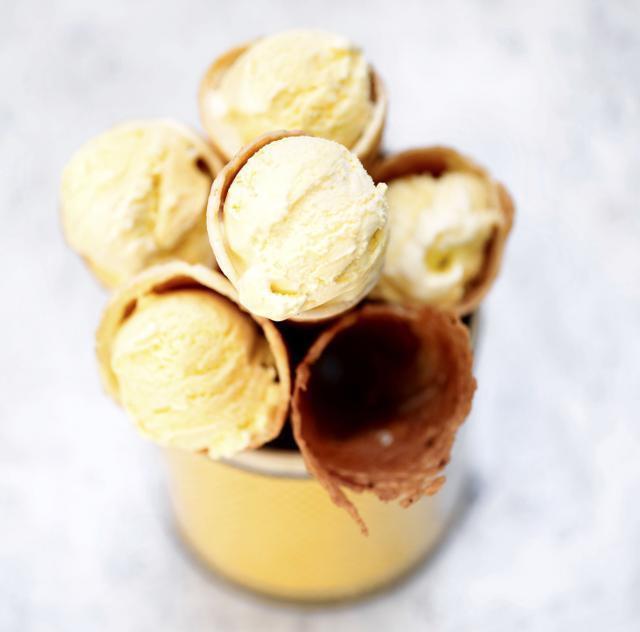 Rezept von Bernadette Wörndl: Maiskolbeneis