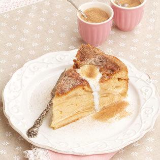 Rezept von Annik Wecker: Apfel-Schichtkuchen