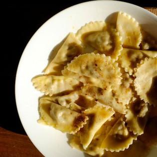 Rezept von Accademia Italiana della Cucina: Süße Teigtaschen aus Pontebba
